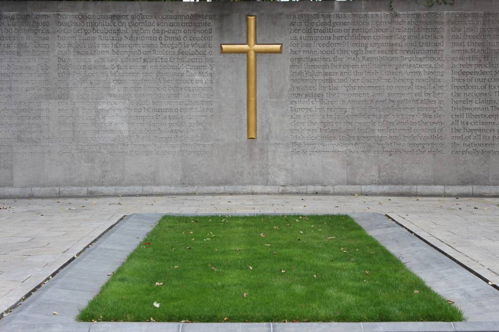 Arbour Hill Cemetery. OPW.
