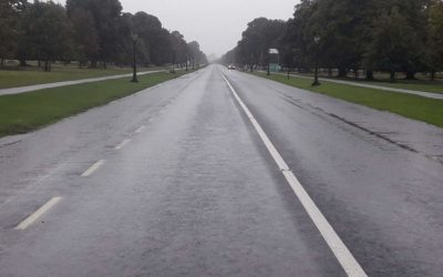 Phoenix Park open to Public as clean up following Papal mass is complete
