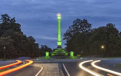 OPW announces the lighting up of the Iconic Phoenix Column in the Phoenix Park