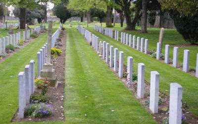 OPW honours those who died on RMS Leinster with Commemoration Ceremony in Grangegorman Military Cemetery.