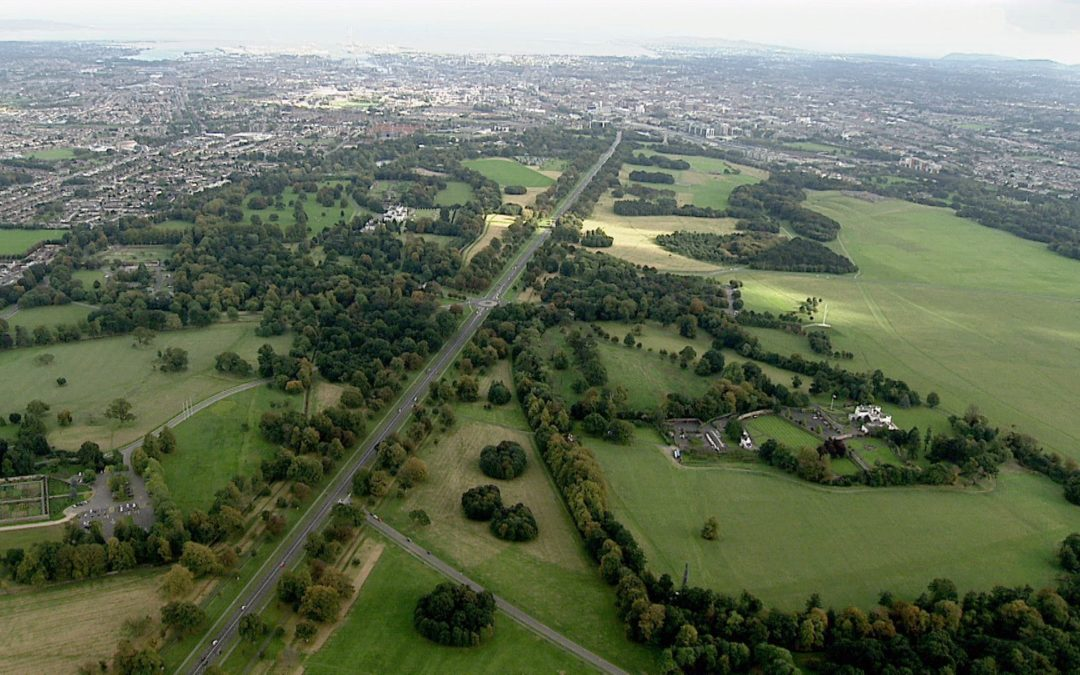 Weekend closure of Vehicular side gates of Phoenix Park for duration of Level 5 Covid-19 restrictions