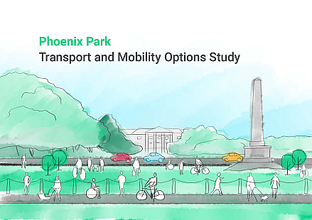 Phoenix Park Transport and Mobility Options